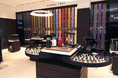 Nestlé Nespresso: Nespresso launches new boutiques with re-designed shopping experience