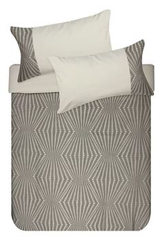 This all over jacquard duvet cover set has a 144 thread count polycotton reverse. This tonal natural dot jacquard will create an urban look in any bedroom setting. Single and three quarter include 1 standard pillowcase - double- Queen price: R429.99
