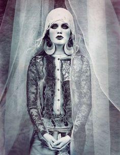 Andrey & Lili's Silver Spirit Stars Lubov Nenilina & Mariya Pasynkova trendhunter.com