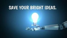 Ideas light bulb blue futuristic video template with robotic and and light bulb Creative Facebook Cover, Robot Arm, Dark Blue Background, Text Style, Video Maker, Bright Ideas, Save Yourself, Futuristic, Light Bulb