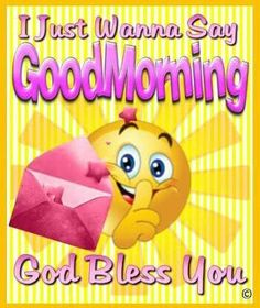 Good Morning Blessings Greetings