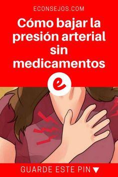 Bajar presion arterial | Cómo bajar la presión arterial sin medicamentos | Todo para aprender a reducir la presión alta o hipertensión en casa.
