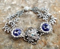 Looking Glass Jewellery - Original, beautiful handmade jewellery - Welcome  Tansy Bracelet   £29
