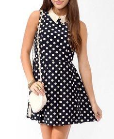 #Dress #Night #Cute #Blak&White
