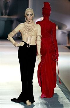 Jean Paul Gaultier FW 2003/04 Haute Couture