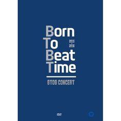 (予約販売)B TO B (BTOB) / (DVD・3Disc) 2015-16 BTOB BORN TO BEAT TIME CONCERT 韓国音楽専門ソウルライフレコード