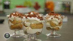 Ο Βαγγέλης Δρίσκας φτιάχνει το κλασικό τιραμισού, αλλά με μια νέα ματιά! Χωρίς αυγά και με crumble καφέ. Desserts In A Glass, Fun Desserts, Best Dessert Recipes, Sweet Recipes, Traditional Tiramisu Recipe, Best Tiramisu Recipe, Cooking Time, Cooking Recipes, Hungarian Desserts