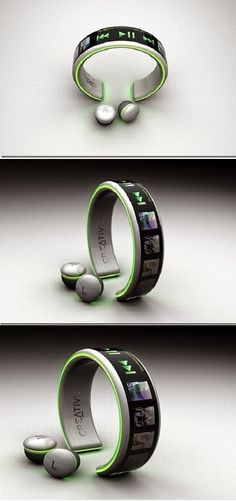 Best Latest Technology: MP3 Player Innovative Concept