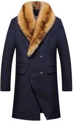 (5) Home / Twitter Velvet Jacket Men, Mens Shearling Jacket, Fur Jacket, Leather Jacket, Man's Overcoat, Types Of Coats, Cashmere Fabric, Men's Coats And Jackets, Mink Fur