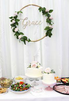 Grace's 1st Birthday