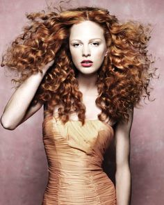 12 09 mulcahy red fall curls updos hair collection 5