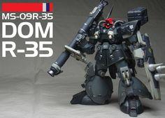 HGBF 1/144 Dom R35
