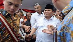 Lawan politik utama Presiden Jokowi dalam Pilpres 2019, Prabowo Subianto, mengatakan bahwa perekonomian Indonesia saat ini sedang menuju ke arah kemiskinan di era pemerintahan Jokowi