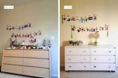 Always With Yoo: our rainy weekend project - the ikea malm dresser hack.