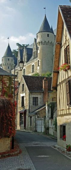 Montrésor, France photo via trevor A place where they have never heard of Sara Lee