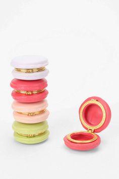 Macaron Box!!!! Perfect for ibuprofen!!