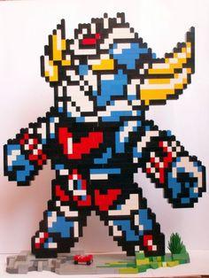 LEGO 2D GRENDIZER