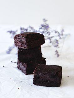 Gezonde Courgette Brownies | www.88food.nl