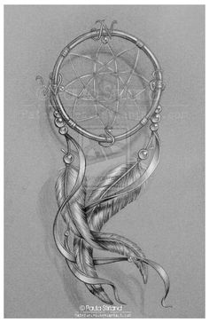 Compass Dreamcatcher by hatefueled.deviantart.com on @deviantART