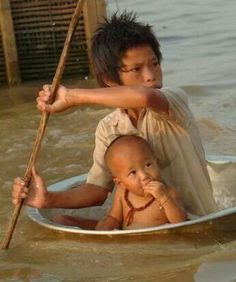 Face of concern, face of trust. Cambodia