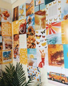 Cute Wallpaper Backgrounds, Cute Wallpapers, Cute Bedroom Decor, Bedroom Ideas, Bedroom Inspo, Wall Decor, Wall Art, Summer Bedroom, Dream Bedroom