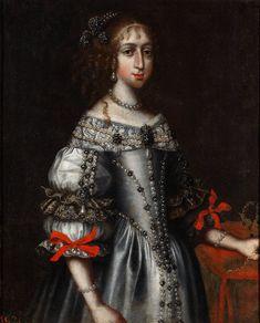 Eleanor of Austria, Queen Poland, possibly circa 1670s