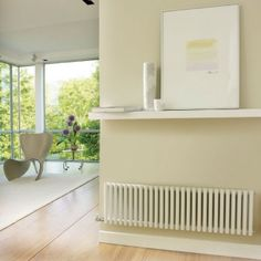 Refresh White Designer Radiator