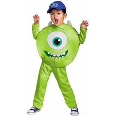 Mike Child Halloween Costume