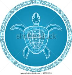 Turtle Vector Stock Photos, Images, & Pictures | Shutterstock