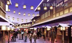 New development, The Village & Kasara