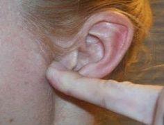 Da china para você: acalme-se e controle a ansiedade tocando neste ponto da orelha - Tudo dicas