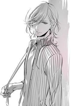 Cute Anime Boy, Anime Guys, Manga Boy, Manga Anime, Tsukiuta The Animation, Boy Illustration, Bishounen, Anime Artwork, Awesome Anime