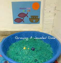 Setting the Stage for Group Sensory Play | Growing A Jeweled Rose