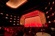 Beautiful Theaters: Electric Cinema and Grauman's Chinese Theater top our list