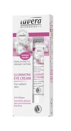Lavera Illuminating Silmänympärysvoide 15ml