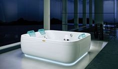 3 Person Whirlpool Bathtub | Aquasoul Extra by Jacuzzi®