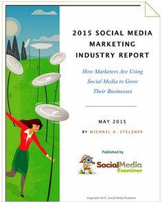 nice 2015 Social Media Marketing Industry Report Social media Social Media Check more at http://sitecost.top/2017/2015-social-media-marketing-industry-report-social-media-social-media/