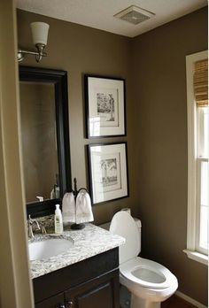 Guest Toilett Bad Farben Moderne Badgestaltung Bano Klein Vierte Small Bathroom Color Scheme Designs Half Ideas Schemes