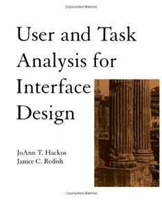 task analysis instructional design