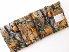 Microwavable Heating Pad Wrap, Natural Reusable Ice or Heat Pack, Wild Animals #KFarms