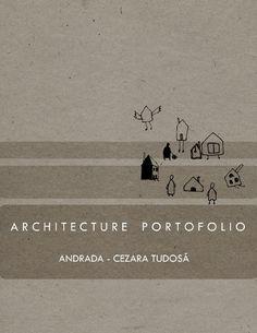 Architecture portofolio