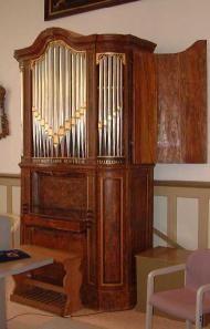 Purmerend - Nicolaas- of Koepelkerk, Bätz-orgel 1779