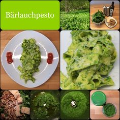 Grüne Woche : *** Bärlauchpesto *** kräftig und würzig