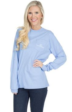 Polar Blue - Sugar and Spice - Long Sleeve Front