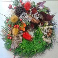 Zboží prodejce LS kvetiny / Zboží | Fler.cz Christmas Wreaths, Holiday Decor, Home Decor, Decoration Home, Room Decor, Home Interior Design, Home Decoration, Interior Design