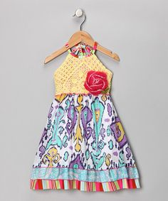 Darling dress from twirls and twigs.