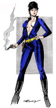 Modesty Blaise - Enciklopedija - www.stripovi.com - Prozor u svijet stripa