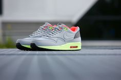 Nike Air Max 1 FB Wolf Grey - 579920-005