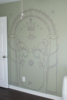 Lord of The Rings Nursery | Ordinary Fashionista