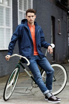 Image of H for Brick Lane Bikes Lookbook